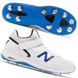 NEW BALANCE CK4040L4 CRICKET SPIKE SHOES  https://thesweatshop.club/products/new-balance-ck4040l4-cricket-spike-shoes  A lightweight bowler spike, the New Balance men's CK4040L4 delivers durable and breathable comfort. On the outside, a midfoot lockdown strap offers the support you need for top tier play. Underfoot, the REVlite midsole offers lightweight, responsive cushioning. Buy Online India. COD available.a