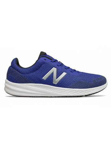 New Balance Men's RUNNING SHOES ( M490LV7 , Royal/Pigment )