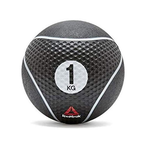 Reebok Fitness Medicine Ball  https://thesweatshop.club/products/reebok-fitness-medicine-ball  Reebok medicine ball. Buy online India. Designed for strength and recovery training, this highly compact and adaptable Medicine Ball has dual-textured surface to provide maximum grip and comfort. Suitable for all fitness levels, this unique accessory helps both sports as well as fitness enthusiasts.