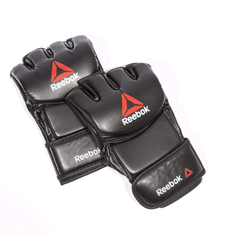 If you want to train like a fighter you'll need a pair of Reebok MMA gloves which give you superior protection, support and shock absorption. Buy Online India a