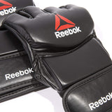 If you want to train like a fighter you'll need a pair of Reebok MMA gloves which give you superior protection, support and shock absorption. Buy Online India c
