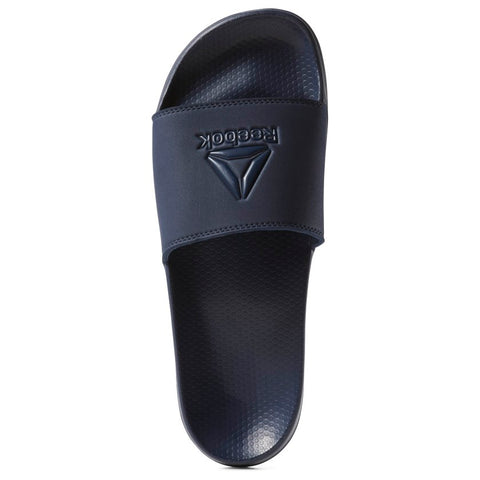 REEBOK FULGERE COMFORTABLE SLIDES BUILT FOR CASUAL WEAR These men's slides offer an easygoing look for the beach or the swimming pool. Buy online India c