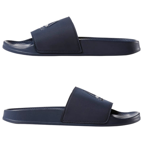REEBOK FULGERE COMFORTABLE SLIDES BUILT FOR CASUAL WEAR These men's slides offer an easygoing look for the beach or the swimming pool. Buy online India