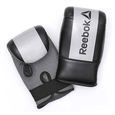 Reebok boxing mitts are perfect for circuit training and high tempo boxing sessions. The elasticated wrist support allows you to easily pull on/off the glove without having to unwrap. Buy Online India.COD available a