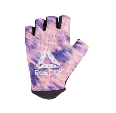 Made from lightweight Lycra material, the Reebok  Women's Fitness Gloves are fit for all workouts from the studio to the weight room.Colour Pink. Buy online India a