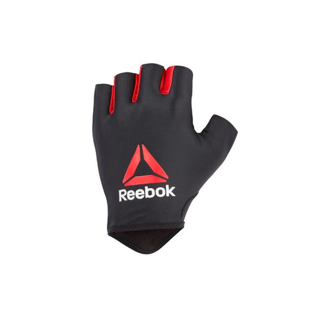 The Reebok fitness glove is fit for any form of training. Sizes: S / M / L / XL .Buy online India a