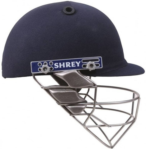 Shrey Pro Guard Titanium Visor Cricket Hemlt is the most commonly used cricket helmet in the game of cricket. Lightweight. buy online India a