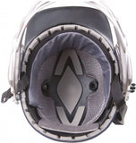 Shrey Pro Guard Titanium Visor Cricket Hemlt is the most commonly used cricket helmet in the game of cricket. Lightweight. buy online India e