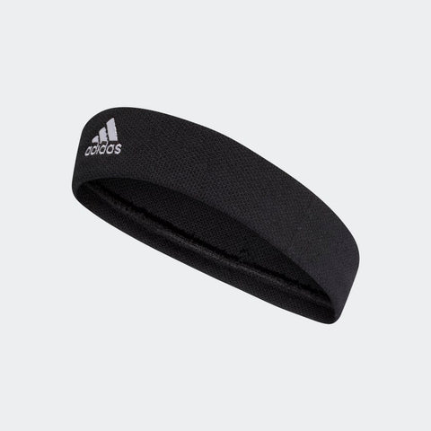 Adidas TENNIS HEADBAND A COMFORTABLE HEADBAND TO BLOCK OUT SWEAT. This tennis headband helps keep sweat out of your eyes so you can stay focused on the ball. buy online india.cod available.a
