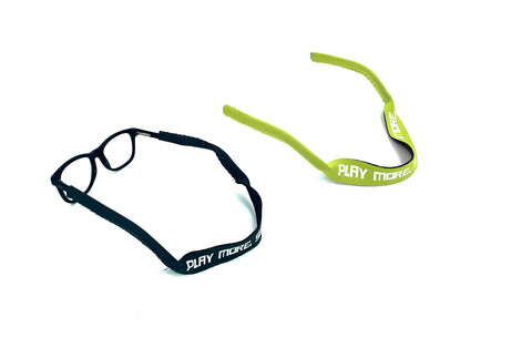 The Sweatshop Neoprene Eyeglass and Goggle Holder/Retainer Strap . If you love the outdoors and sports and worry about your Glasses and goggles slipping or falling, this is the product for you. Use when running, tennis, hiking and trekking or just any other sport. Buy online India. COD available a