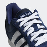 ADIDAS MEN'S SPORT INSPIRED V RACER 2.0 SHOES (B75795,DARK BLUE / CLOU…  https://thesweatshop.club/products/adidas-mens-sport-inspired-v-racer-2-0-shoes-b75795-dark-blue-cloud-white-cloud-white  ADIDAS V RACER 2.0 SHOES Racing back from the '70s, these shoes show off a classic running look. The sporty nylon upper is detailed with overlays that have the look of suede. Rubber outsole Textile and synthetic upper / Textile lining / Rubber outsole Color Product code: B75795.Buy online India.COD available.g