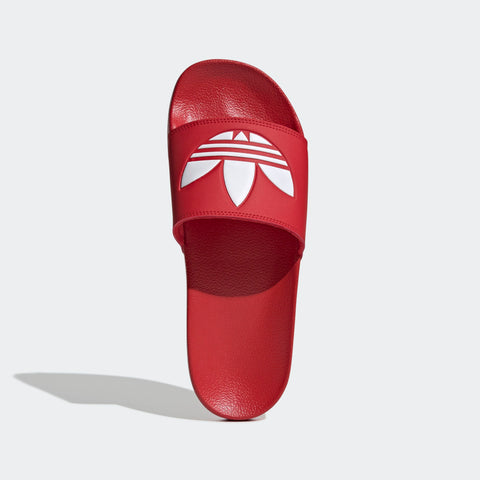 ADIDAS ORIGINALS MEN'S ADILETTE LITE SLIDES (FU8296,SCARLET / CLOUD WH…  https://thesweatshop.club/products/copy-of-adidas-originals-mens-adilette-lite-slides-fu8296-scarlet-cloud-white-scarlet  ADIDAS ADILETTE LITE SLIDES - EASY SLIDES FOR WHEN YOU'RE OFF THE CLOCK. These Adilette Lite Slides free your feet. This pair features a super-soft footbed for an instantly comfy feel. There's an adidas Trefoil on top so you can feel sporty, even when you're lounging..bUY ONLINE India. cOD AVAILABLE.c