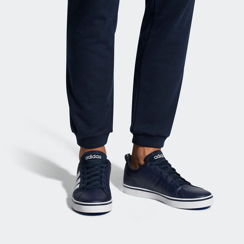 921cf2278ad Adidas men s Essential VS Pace Shoes ( Collegiate Navy Ftwr White Blue-Easy