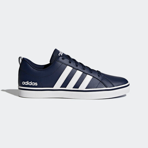Adidas men's Essential VS Pace Shoes ( Collegiate Navy/Ftwr White/Blue-Easy low-top style. Adidas adidas sneakers for men-Navy Blue. Buy online India.COD available a