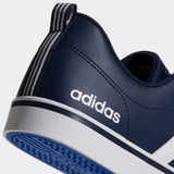 Adidas men's Essential VS Pace Shoes ( Collegiate Navy/Ftwr White/Blue-Easy low-top style. Adidas adidas sneakers for men-Navy Blue. Buy online India.COD available i