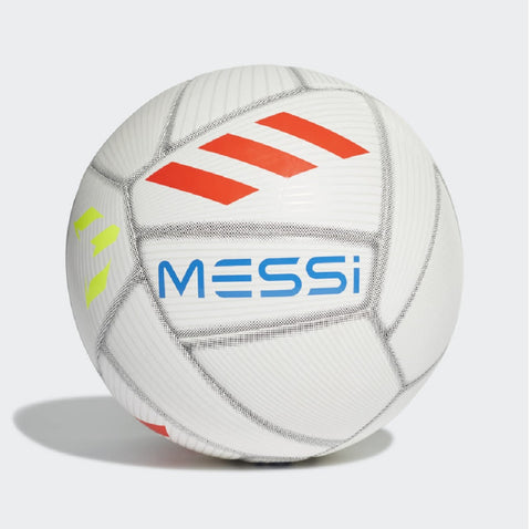 MESSI CAPITANO BALL A TRAINING BALL WRAPPED IN MESSI MAGIC.  Messi's name and logo stand out on its clean design.  TPU cover Butyl bladder  Machine-stitched construction.Buy online India.COD available a