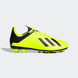 Adidas Kids X 18.4 Flexible Ground Football Boots ( DB2420 ).Buy online India. COD available a