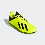 Adidas Kids X 18.4 Flexible Ground Football Boots ( DB2420 ).Buy online India. COD available c