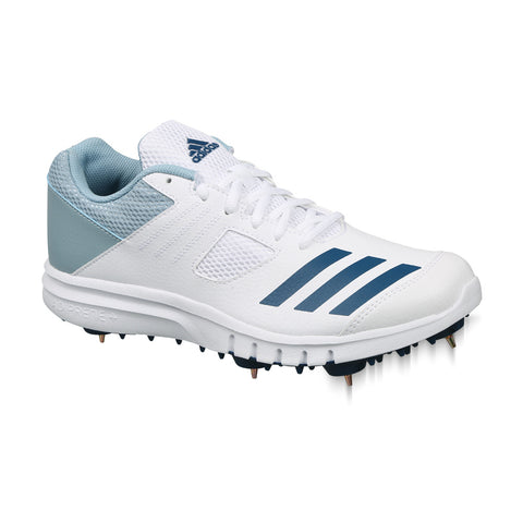 ADIDAS Howzat Cricket Spike Shoes - lightweight all-around shoe was built for bowling and batting. With a comfortable, breathable mesh and synthetic upper. Buy online India a