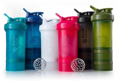 BLENDERBOTTLE® PROSTAK® Protein Shaker Bottle with Storage
