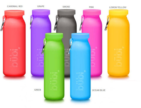 Bubi Bottle - Silicone Water Bottle