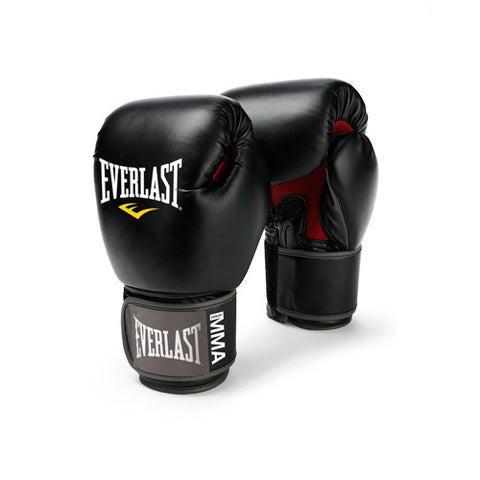 Everlast Pro Style MUAY THAI Gloves - 12oz. Full mesh palm . Full wrist wrap strap .Premium synthetic leather.Ideal for heavy bag workouts, sparring, and mitt work a
