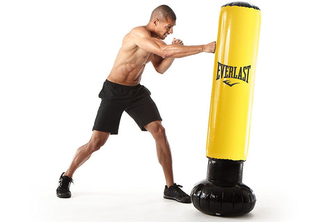 EVERLAST Power Tower - Inflatable Punching Bag