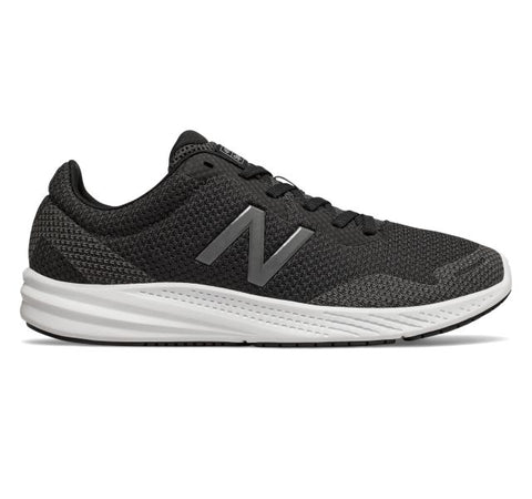 New Balance Men's 4E RUNNING SHOES ( M490LB7 , Black / Silver )