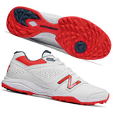 NEW BALANCE CRICKET SHOES (CK4020B3) - For the all-rounder New Balance Cricket Shoes 4020b3.For play on hard wickets or Astro Turf a