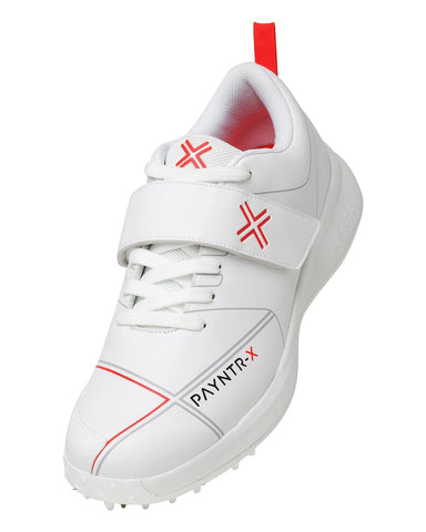 PAYNTR X Bowling Spike Shoes (Adults) - White