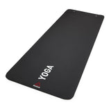 Reebok Studio Yoga Mat ( RSYG-16024BK ) - 4mm, BLACK  https://thesweatshop.club/products/reebok-4mm-yoga-mat-rsyg-16024bk-black  The Reebok Yoga Mat RSYG-16024BK 4mm thick black provides the essential traction and cushioning you need for all postures, allowing you to position yourself as needed with feet firmly planted on the ground. Buy online India. COD available.b