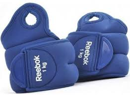 Helping to ramp up your workouts, Reebok Wrist Weights enhance bodyweight movements for more challenging training sessions.. 2 x 1kg wrist weights with unique thumb lock Easily adjustable Velcro straps Wrist Weights RAEL-11071BL.Buy online India.COD AVAILABLE.A