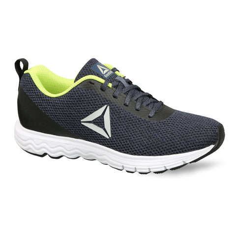 Reebok Men's Zoom Runner Shoes ( DV7578 , SMOKY INDIGO/BLACK )  https://thesweatshop.club/products/copy-of-reebok-mens-zoom-runner-shoes-dv7578-smoky-indigo-black  Rigorous running or jogging sessions call for shoes that are lightweight and flexible, and these running shoes for men will perfectly fit the bill. The knit upper and EVA midsole provide greater breathability and comfort, while the rubber outsole ensures better traction on ground.Buy online India.Cod available.b