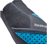 Reebok Men's Training Gloves ( Black & Blue ) - Designed to accommodate all training styles, the Reebok Training Gloves are both durable and flexible. Buy online India d