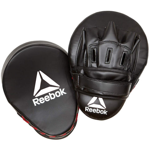 Reebok Hook & Jab Pads - A key essential for Boxing, MMA or any combat workout, the Reebok hook and jab pads improve strike speed and accuracy. Buy online India. COD available a