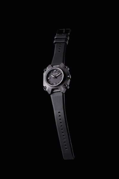 Carbon Origami Watch