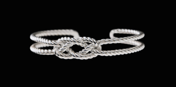 Carrick Bend Rope Bracelet