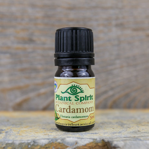 Cardamom Essential Oil - 5 ml
