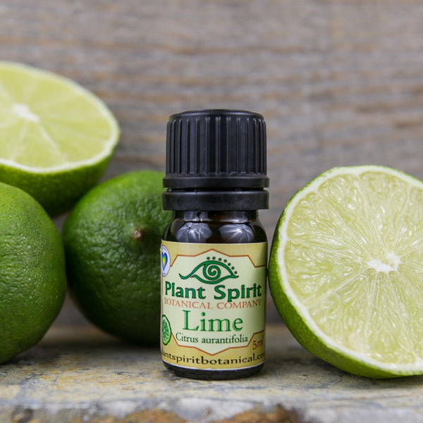 Lime Essential Oil - 5 ml