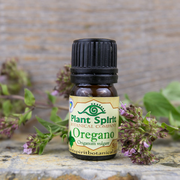 Oregano Essential Oil - 5 ml