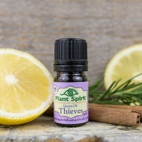 Queen of Thieves Essential Oil Blend - 5 ml