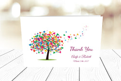 Thank You Cards Landscape Folding Ref.: TYLNDFLD001
