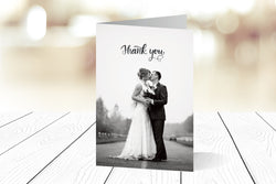 Thank You Cards Portrait Folding Ref.: TYPRTFLD001