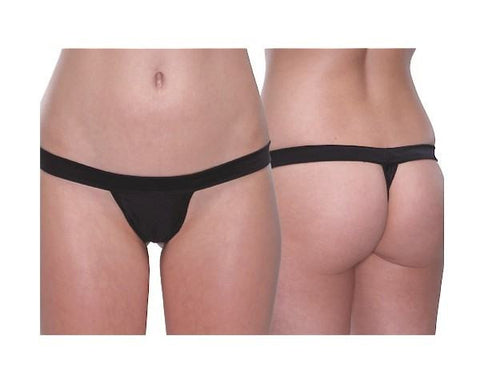 Dancer Comfort Strap Low Rise Thong