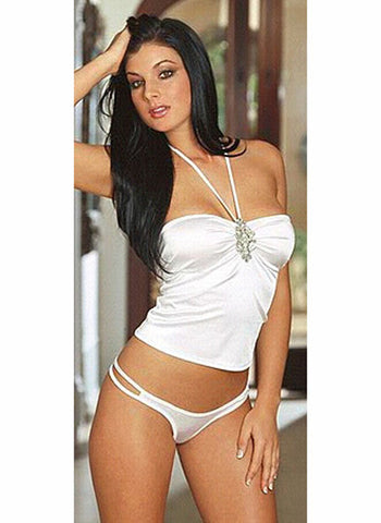Halter Camisole & Panty
