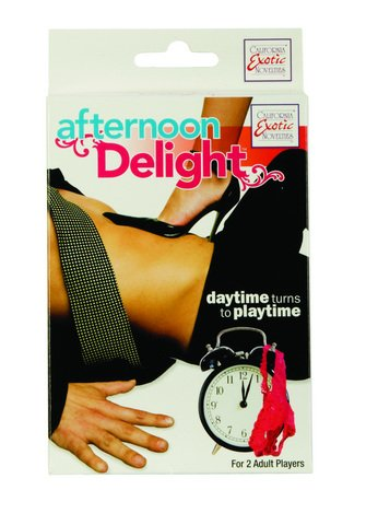 Afternoon Delight Card Game