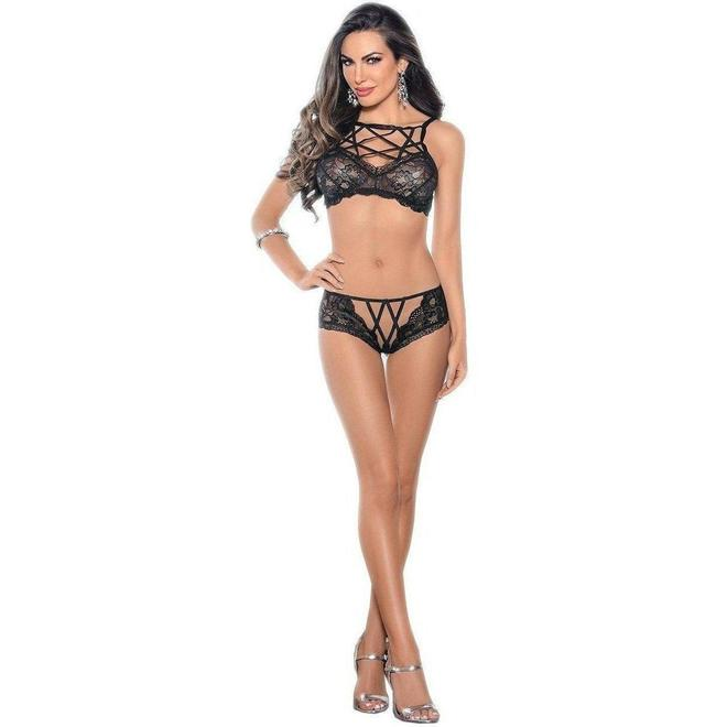 Escante Sweet Sexy Lace Bra Set
