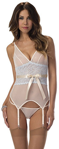 Bridal Forever with You Bustier Set