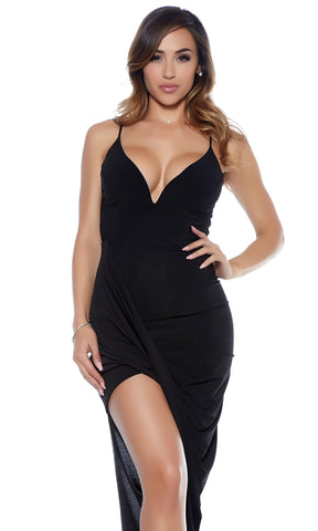 ForPlay All wrapped Up Midi Dress