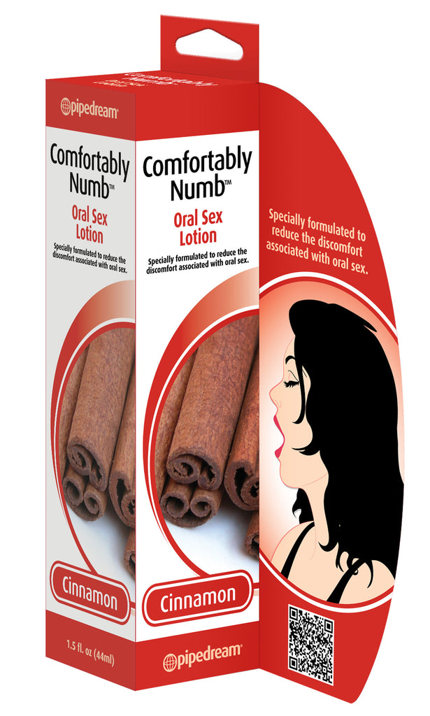Comfortably Numb Oral Sex Lotion